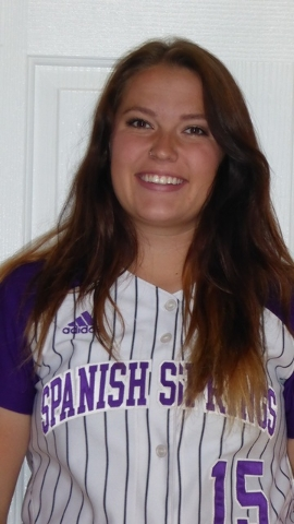C Kourtney Townsend, Spanish Springs: The senior catcher hit .370 with three homers, 10 doubles and 37 RBIs in helping the Cougars win the Division I state title.