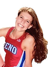 Kyra Hunsberger, Reno: The senior was seventh at the Class 4A state meet in 18:51. She had five top-five finishes, including a third-place finish in 20:12 in the Northern Region meet.