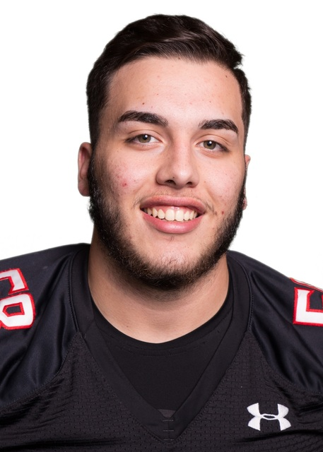 OL Dyllan Kounovsky, Las Vegas (6-6, 250): The senior made the All-Northeast League first team at offensive guard. He helped the Wildcats average 185.5 rushing yards.