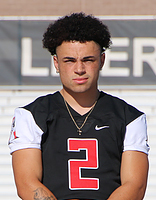 WR Ethan Dedeaux, Liberty (5-9, 175): The senior caught 59 passes for 1,162 yards and 15 TDs. He also rushed for 275 yards and eight TDs and made the All-Southeast League first team. Dedeaux has c ...