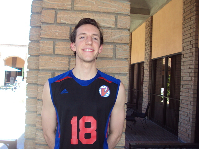 Marty Heavey, Valley: The senior outside hitter had 459 kills, 51 aces, 34 blocks and 193 digs for the Vikings.