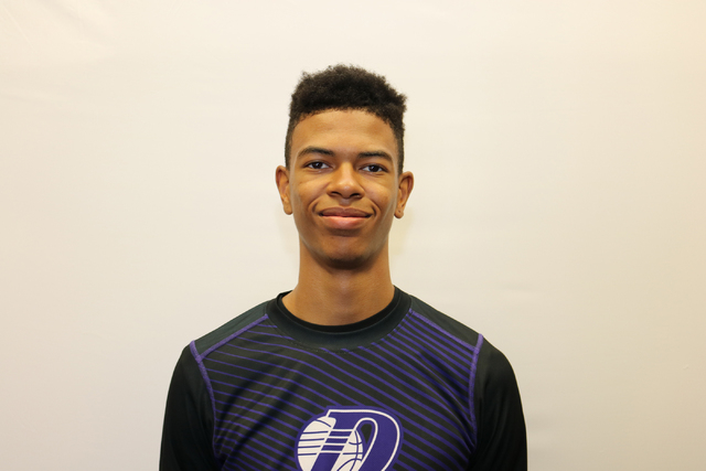 Michael Diggins, Durango (6-8, F): The senior averaged 10.9 points, 6.3 rebounds, 1.8 assists, 1.5 steals and 1.3 blocked shots. He was a first-team All-Southwest League pick.