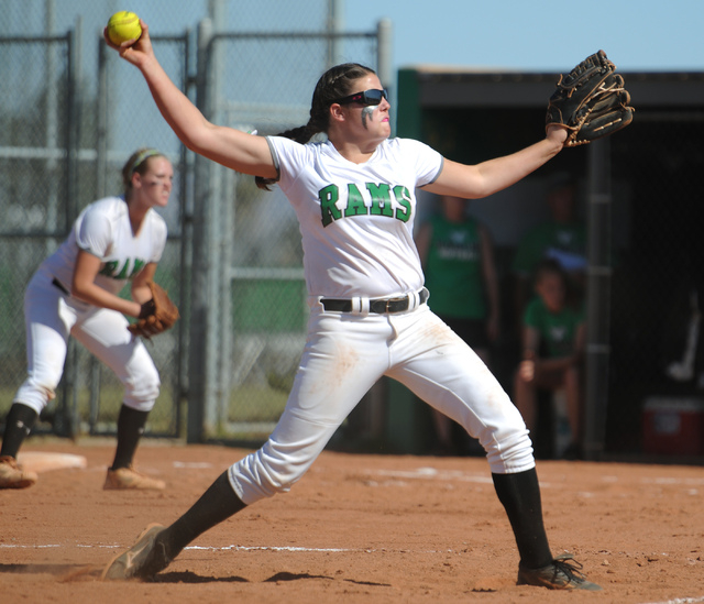 Rancho pitcher Brandy Marlett was at her best in the circle for three of the Rams' four biggest Northeast League games, posting a 1.65 ERA and 16 strikeouts in 17 innings. Marlett was named leag ...
