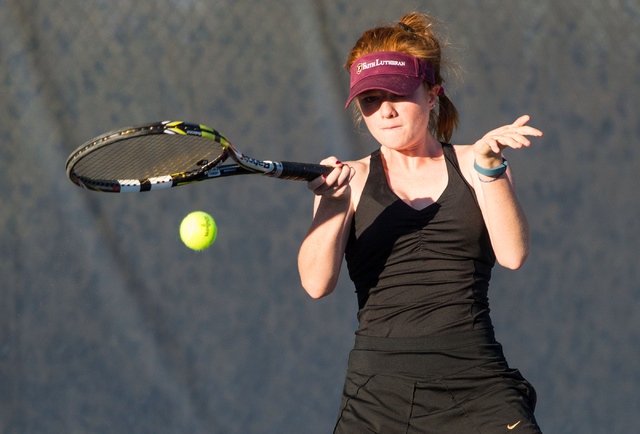 Faith Lutheran's Madison Foley will help lead the Crusaders into the Division I-A state team tournament, which begins on Thursday in Truckee, Calif. Foley and Kathleen Wright also will compete in  ...