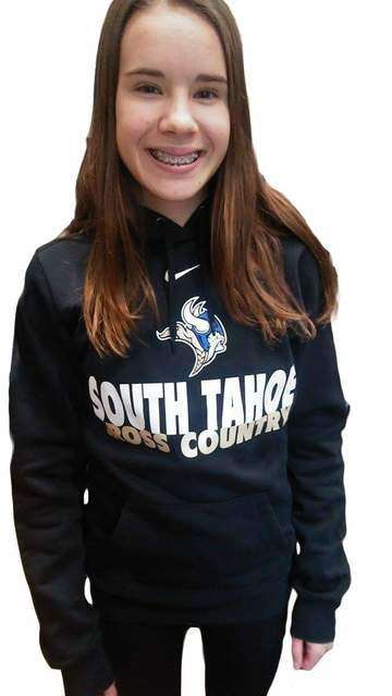 Carissa Buchholz, South Tahoe: The freshman placed fifth at the Class 3A state meet in 19:35. She was ninth at the Northern Region meet in 21:18.