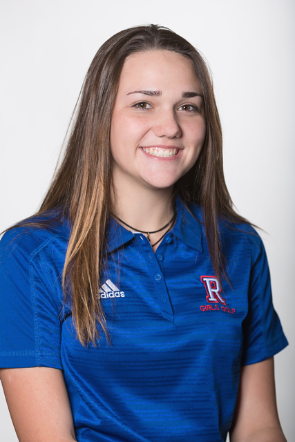 Abbi Fleiner, Reno:  The sophomore shot 12-over 156 to take medalist honors at the Class 4A Northern Region tournament and help the Huskies win the team title. She tied for seventh at the state to ...