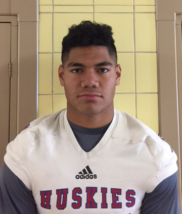 LB Brandon Kaho, Reno (6-3, 220): The junior had 69 tackles, eight tackles for loss, four sacks and two interceptions. He also rushed for 1,187 yards and 21 TDs. Kaho was the Class 4A High Desert  ...