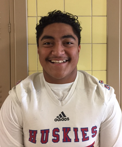 LB Siaosi Finau, Reno (5-11, 245): The junior had 120 tackles, 15 tackles for loss and four sacks. He was the Class 4A High Desert League and Northern Region Defensive Player of the Year. Finau wa ...