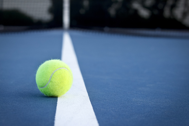 BOYS TENNIS: Desert Oasis downs Clark in tiebreaker to reach Sunset final