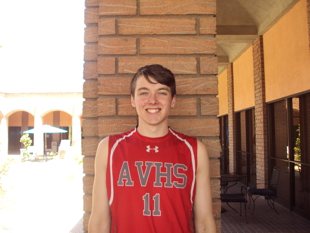 Treven Clizbe, Arbor View: The junior outside hitter had 614 kills (5.0 per set), 39 aces, 39 blocks and 259 digs for the Sunset Region champions.