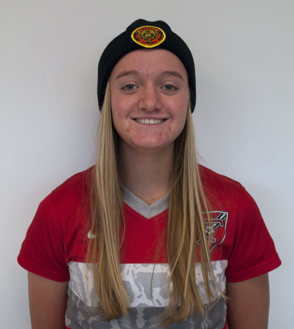 Chloe Murphy, Truckee: The senior midfielder, who was a first-team all-Northern Region selectee, had three goals and 12 assists for the Wolverines.