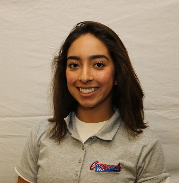 Victoria Estrada, Coronado: The sophomore shot 2-over 146 to earn medalist honors at the Class 4A state tournament and carded a 4-under 68 to win the Sunrise Region title. She had a team-best 70.0 ...