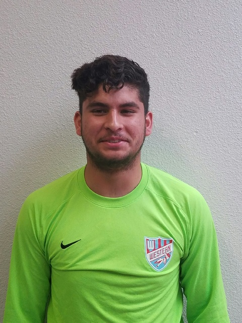 Jose Anaya, Western: The senior lead all Class 3A keepers win nine shutouts and helped the Warriors win the Southern Region title and reach the state title game. He was named Sunset League Goalkee ...