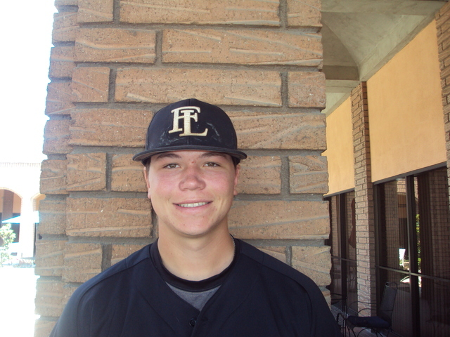 P Zack Trageton, Faith Lutheran: The senior right-hander was the Division I-A Sunset League Most Valuable Player. Went 6-1 with a 1.71 ERA and 76 strikeouts in 49 innings. Made the I-A All-Souther ...