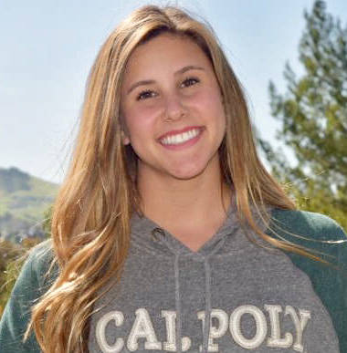 Emelia Piccininni, Palo Verde: The senior was second in the 50 freestyle and 100 freestyle in the Class 4A Sunset Region meet. She placed third in the 50 freestyle at state.