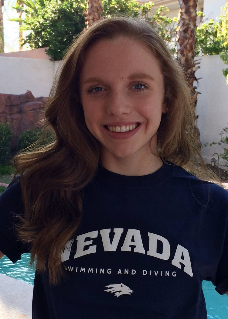 Olivia Dockery, Palo Verde: The senior won the Class 4A Sunset Region title in the 200 freestyle and finished second in the 100 butterfly. Dockery was second in the 200 freestyle at state to help  ...