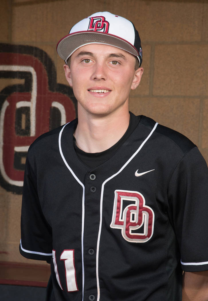 P Brett Brocoff, Desert Oasis: The senior right-hander was the named the Class 4A Southern Nevada Player of the Year. He went 6-1 with a 1.57 ERA and 82 strikeouts in 49 innings. Brocoff also batt ...