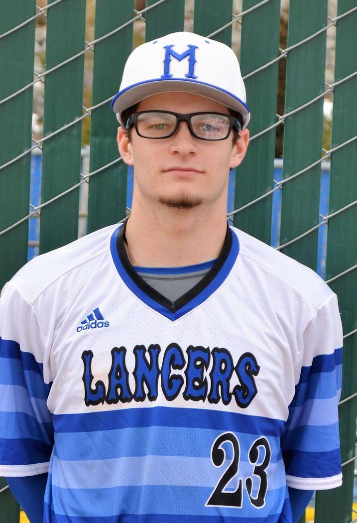 OF Drew Clark, McQueen: The senior hit .394 with 15 doubles, three triples and two home runs. He had 28 RBIs and scored 22 runs for the Lancers and was selected to the Class 4A All-Northern Nevada ...