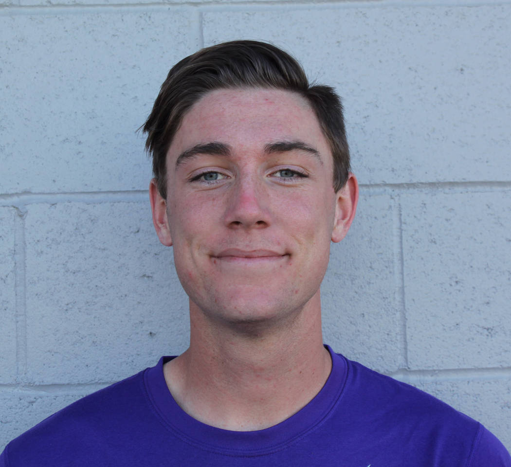 C Josh Prizina, Spanish Springs: The senior was a first-team All-Northern Nevada selection. He batted .404 with four home runs and drew 24 walks in league games.
