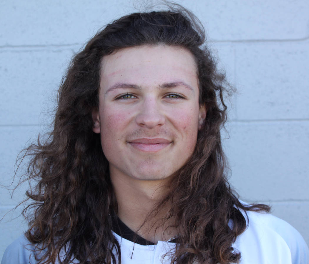 IF Marlin Brucato, Spanish Springs: The senior was a first-team All-Northern Nevada pick at second base. He batted .427 with 12 doubles, four triples and 33 runs in league games.