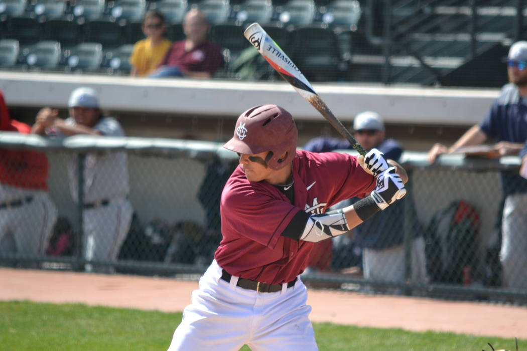 Colorado Mesa outfielder Bligh Madris, a Foothill graduate, was selected by the Pittsburgh Pirates in the ninth round and 268th overall in the Major League Baseball draft on Tuesday, June 13, 2017 ...