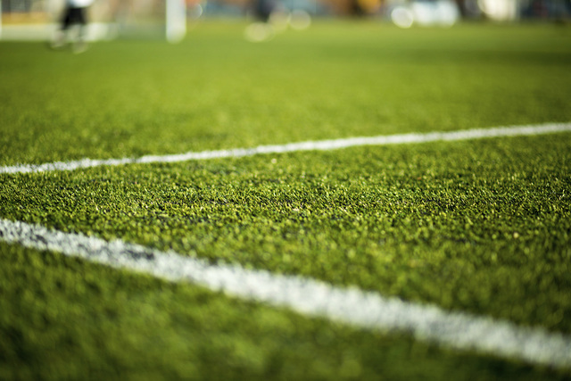 Soccer pitch. (Thinkstock)