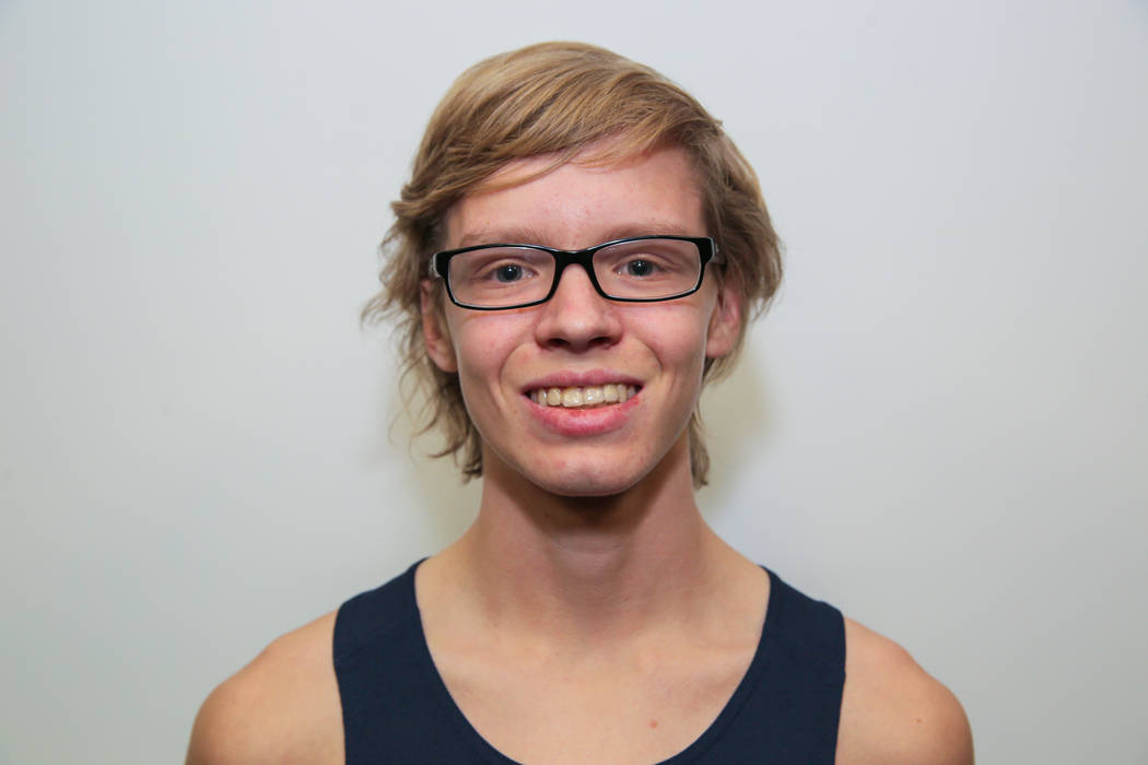The Meadows' Ian Cook is a member of the Review-Journal's all-state boys cross country team.