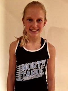 North Tahoe's Kili Lehmkuhl is a member of the Las Vegas Review-Journal's all-state girls cross country team.