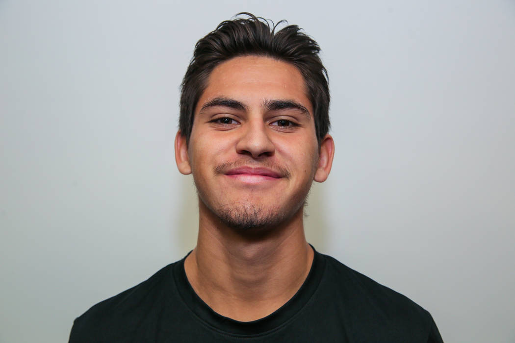 Durango's Jaime Munguia is a member of the Las Vegas Review-Journal's all-state boys soccer team.