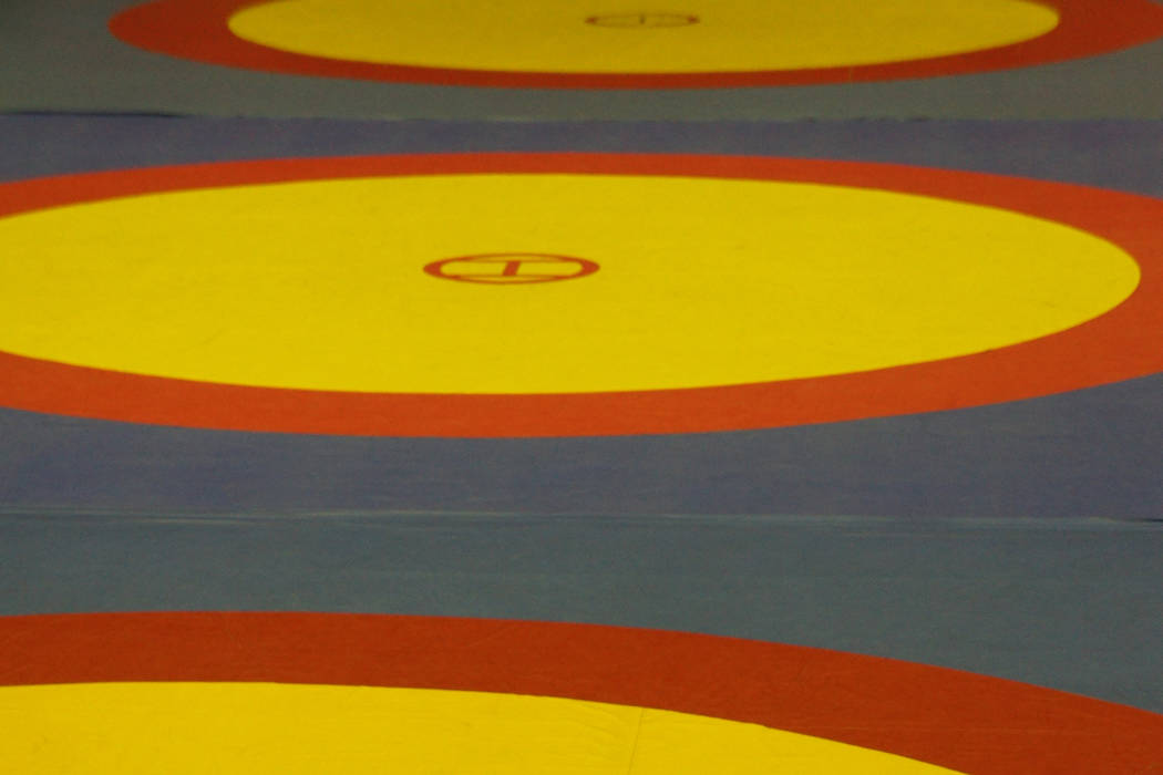 Field for competitive wrestling. (Thinkstock)