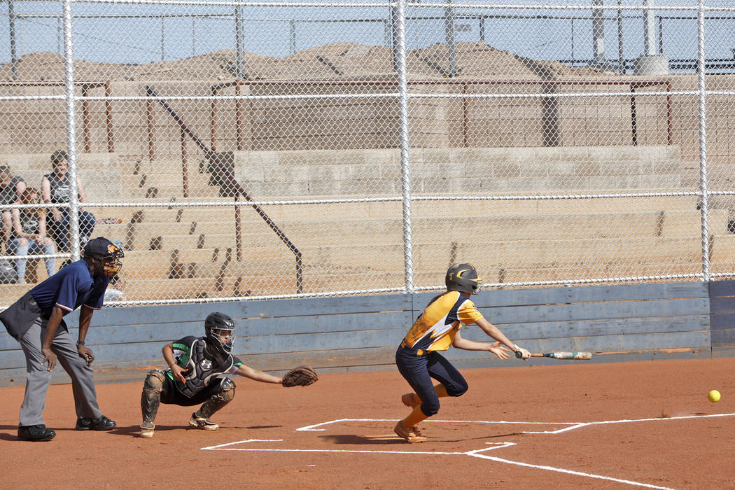 Boulder City out-slugs Virgin Valley, wins 14-8 – Nevada Preps