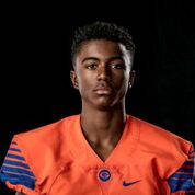Bishop Gorman's Kyu Kelly is a member of the Las Vegas Review-Journal's all-state track and field team.