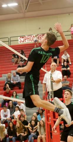2018 All-State Boys Volleyball Team | Nevada Preps