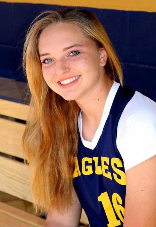 Boulder City's Bailey Bennett-Jordan is a member of the Las Vegas Review-Journal's all-state softball team.