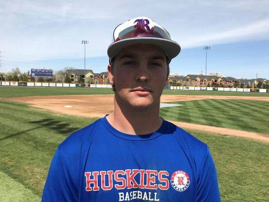 Reno's Mickey Coyne is a member of the Las Vegas Review-Journal's all-state baseball team.