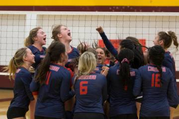 2018 Girls Volleyball Honors | Nevada Preps