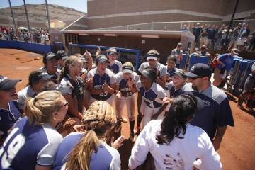 Shadow Ridge is hoping to return to the Class 4A state tournament this season. Michael Quine/Las Vegas Review-Journal @Vegas88s