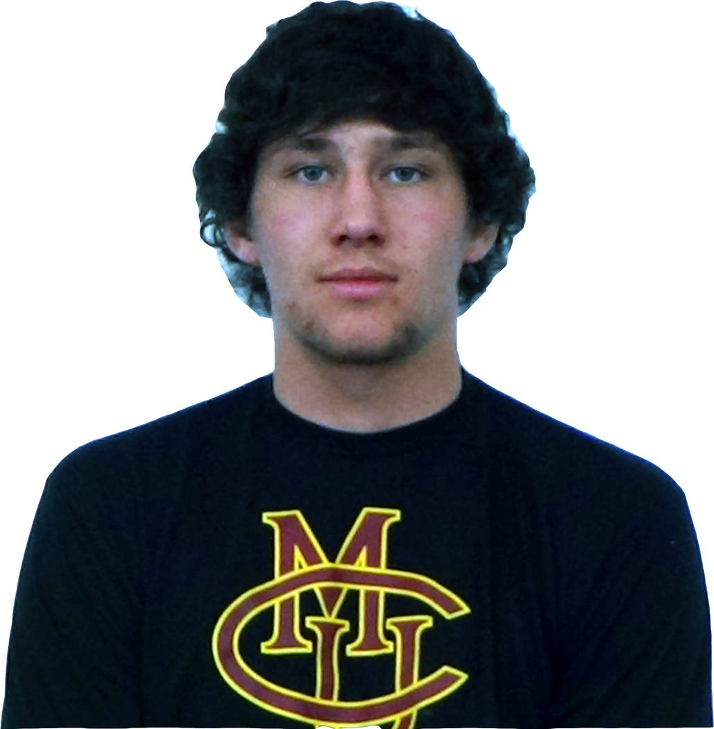 Spring Creek's Dyllan Fuchs is a member of the Nevada Preps all-state wrestling team.