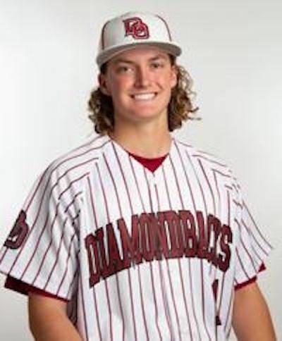 Desert Oasis' Josh Sharman is a member of the Nevada Preps all-state baseball team.