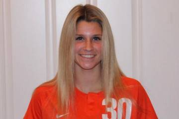 Bishop Gorman's Gianna Gourley is the Nevada Gatorade Girls Soccer Player of the Year.